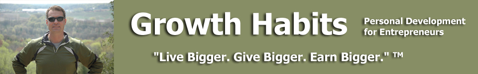 Growth Habits - Personal Development with Mark Lengies